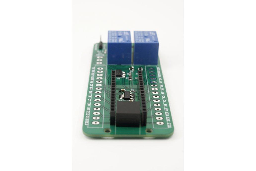Simple Arduino Nano Breakout 3