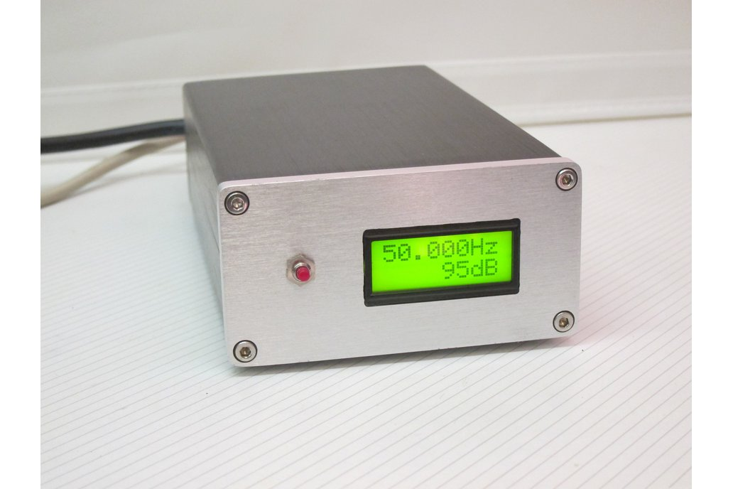 Mains AC Frequency Meter 1