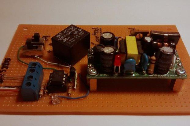 Temperature Controller Relay