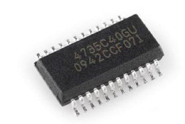 SI4735-D60-GU DSP Radio Chip
