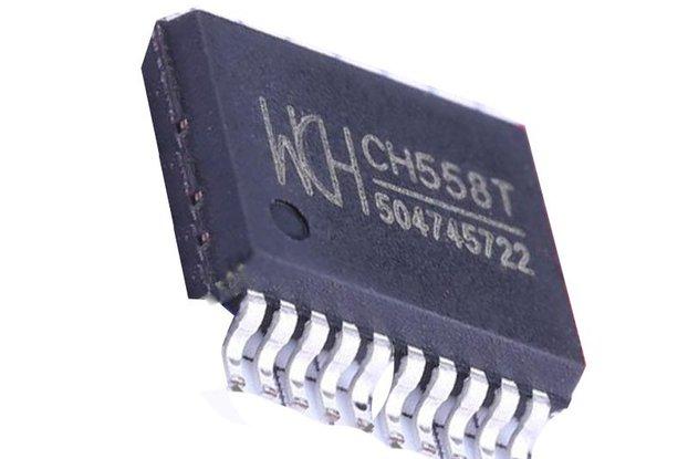 WCH558 Usb Microcontrollers