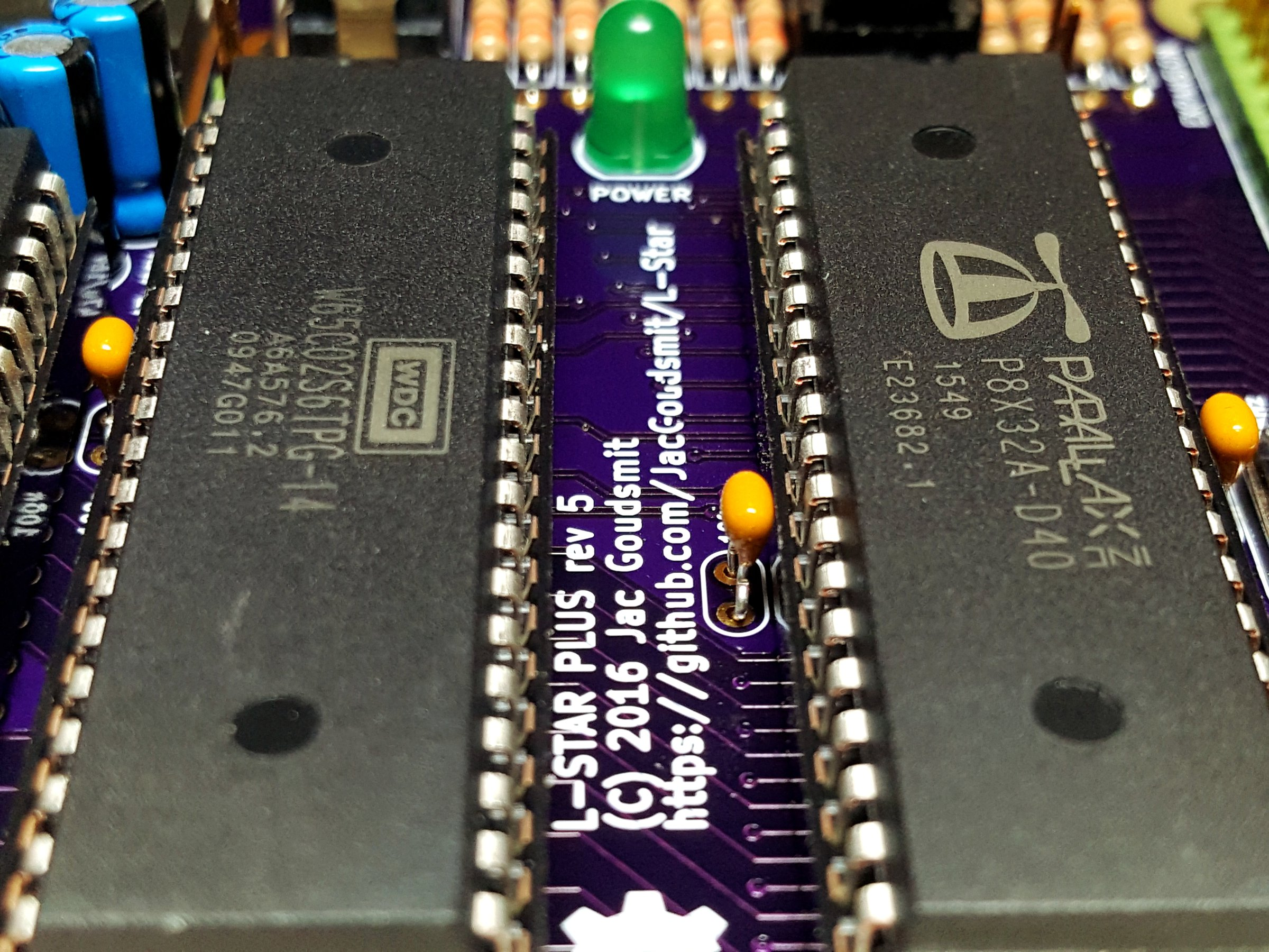 L-Star Plus: Software Defined 6502 Computer from Jac Goudsmit on Tindie