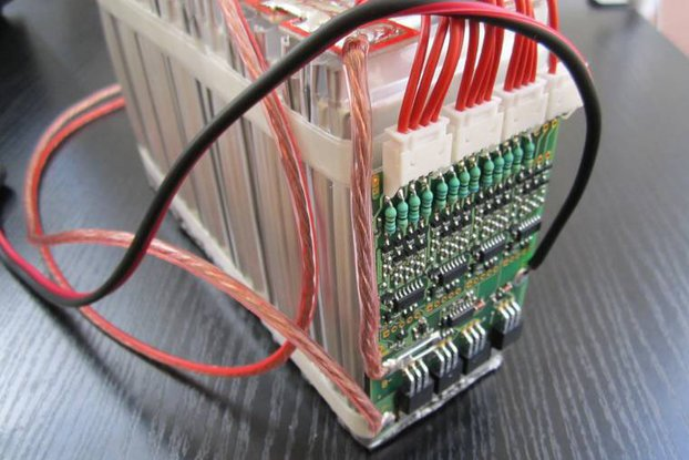36V 30A 10S Li-ion Li-Po LiPo Polymer Battery BMS