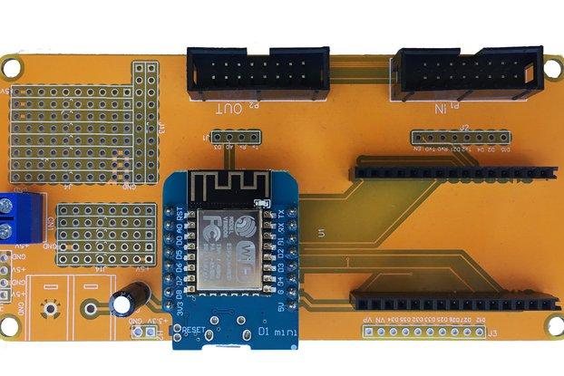 PxMatrix Panel Shield