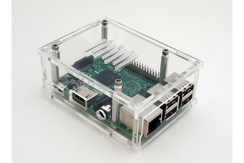 Raspberry Pi 3 Enclosure 2