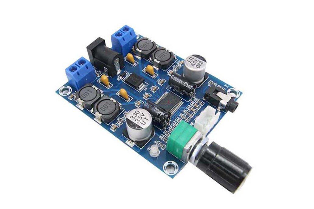 TPA3118D2 Audio Amplifier Board 45W*2 1