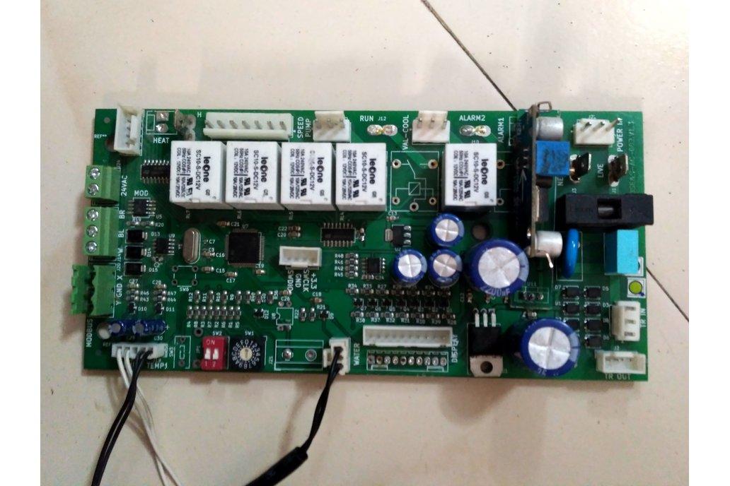 Digital Fan Coil Unit Controller 1