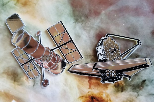 Telescope SAOs- Hubble & James Webb