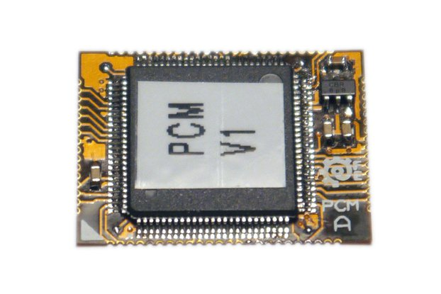 PCM chip replacement
