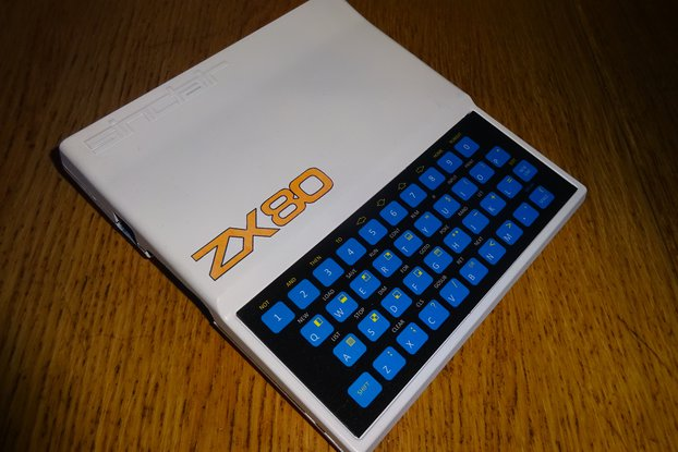Minstrel ZX80 Clone in ZX81 case (DISCONTINUED)