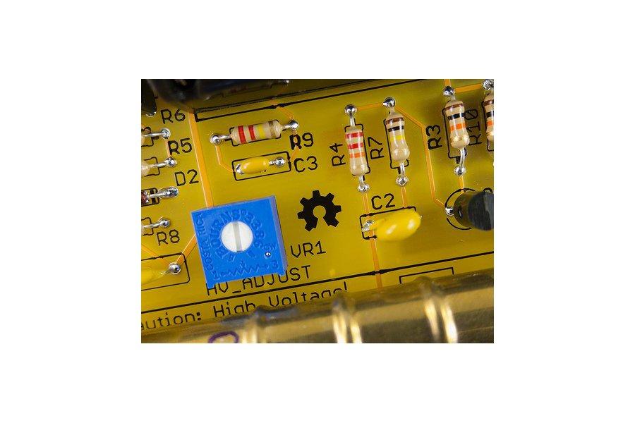 MightyOhm Geiger Counter Kit