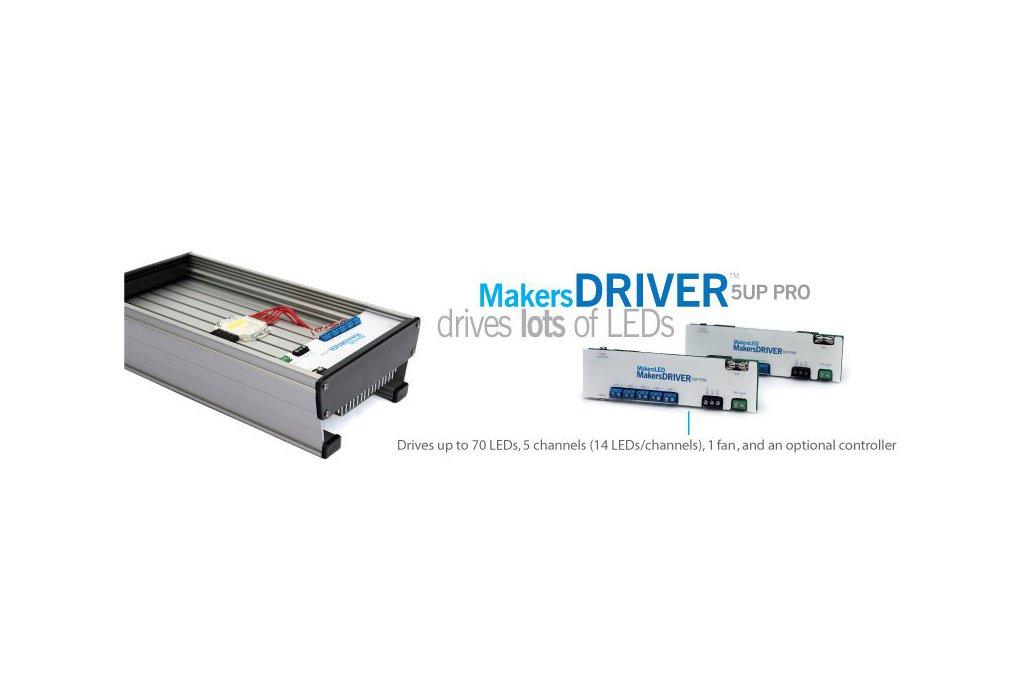 MakersDRIVER 5UP Pro 1