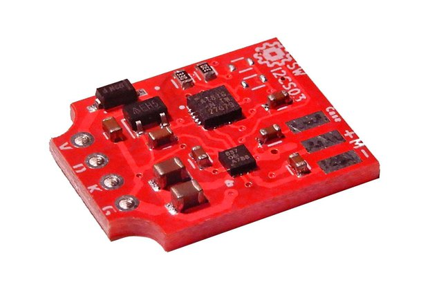 DIY I2C Smart Servo Board