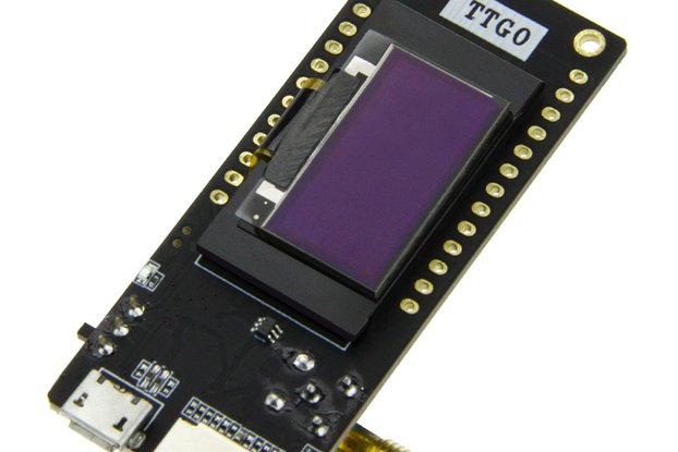 TTGO TAudio V1 6 ESP32-WROVER from Lilygo on Tindie
