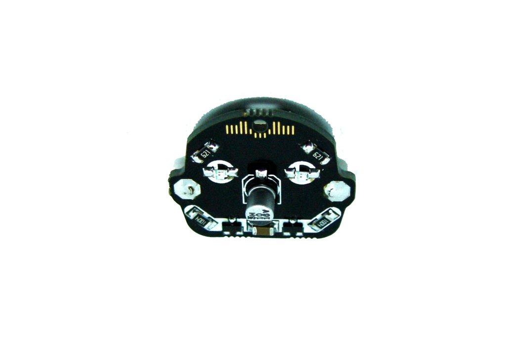 Robot Head - LED learn to solder kit 1