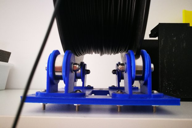 3D Printer Filament Dispenser
