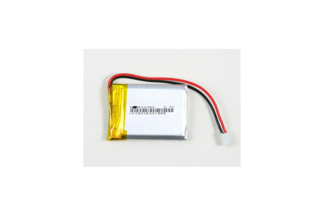 700mAh LiPo Battery (3.7V) 1