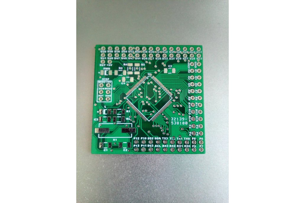 Bare Mega 2560 board Kit 1