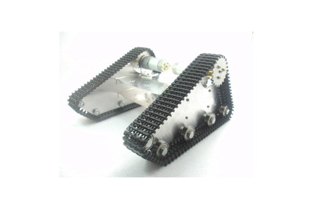 Metal Walee Robot Tank Chassis Kit 1