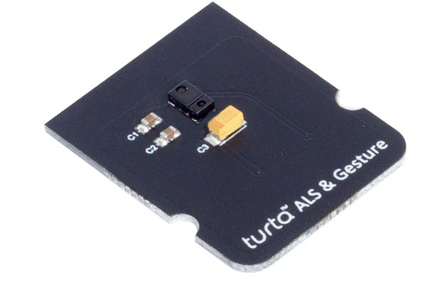 Turta Ambient Light - Gesture Module for IoT Node