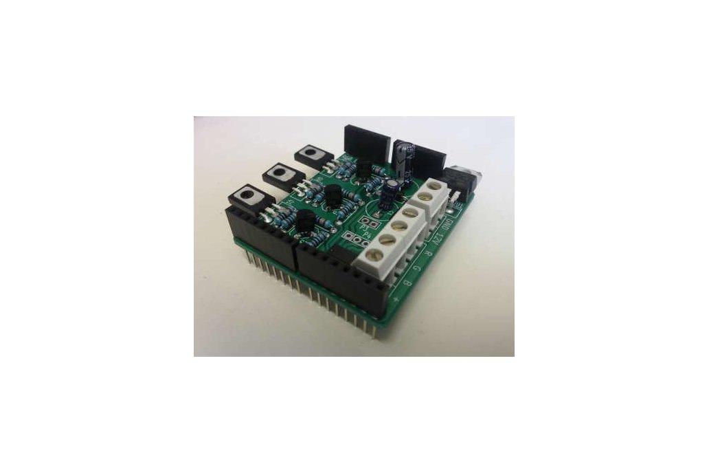 RGB LED Arduino Shield 1