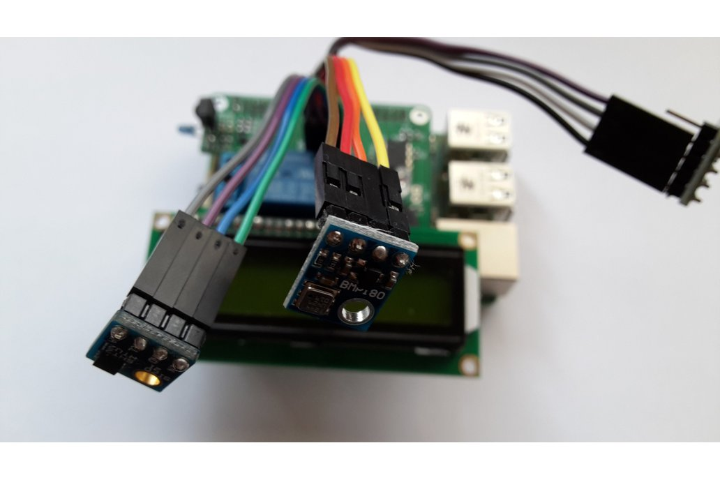 Anavi Flex Raspberry Pi HAT for IoT 3