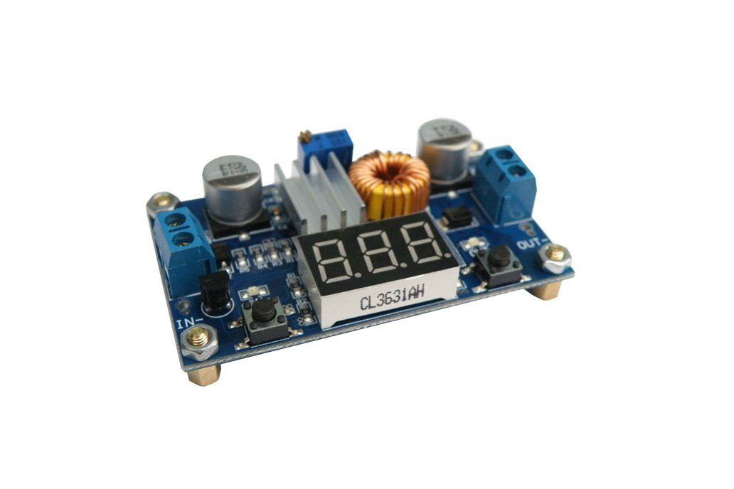 75W 5A DC-DC converter adjustable voltage 1