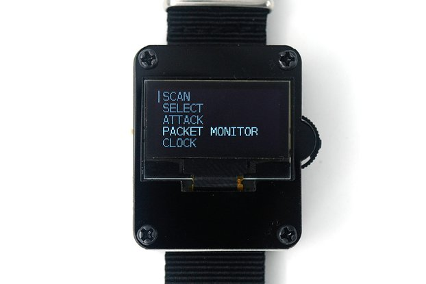 DSTIKE Deauther Watch MiNi(V1)