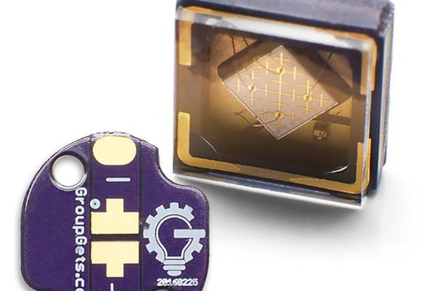 NVSU233B U365 High Power 1WUV-LED with Breakout