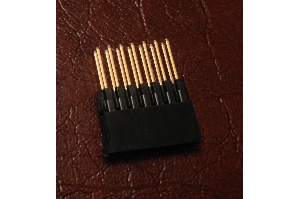 14 pin stacking header 1