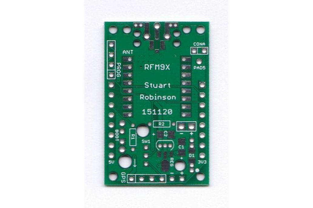 Easy ESP32CAM Tracker Board 1