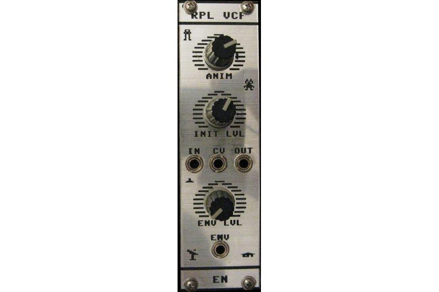 High-Ripple VCF Eurorack Module PCB/Kit