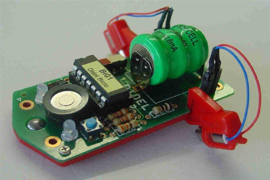 Bimo - a successful and original robot kit 1