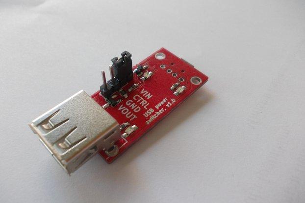 USB power друг