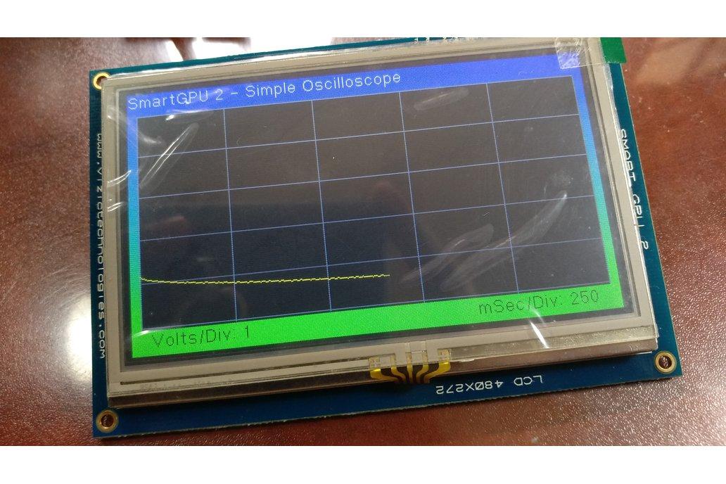SmartGPU 2 - 4.3 INCH TOUCH 7