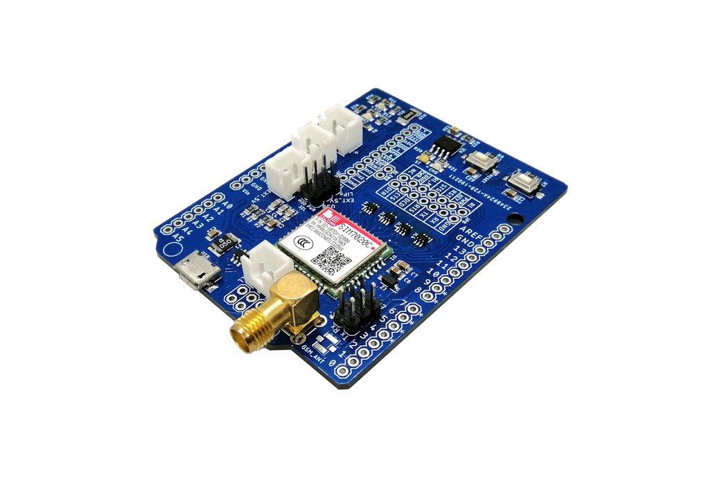 ANIMO 7020C NB-IoT Dev Board/Shield 1