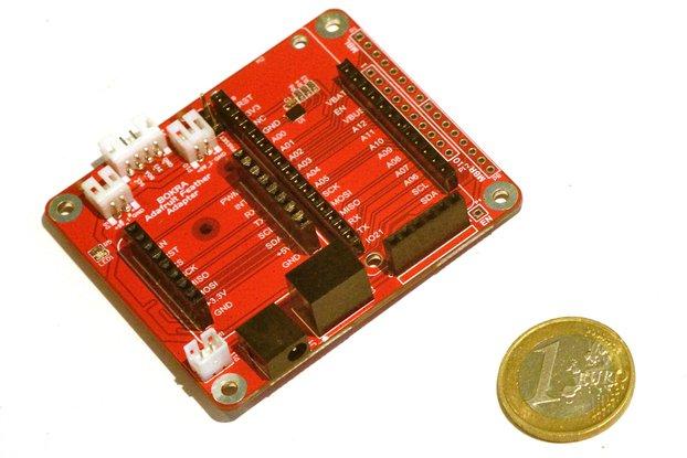 Adapter for Adafruit Feather, v.1.21