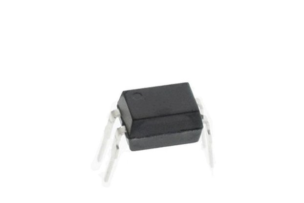 10PCS PC817C PC817B EL817 Optocoupler Chip