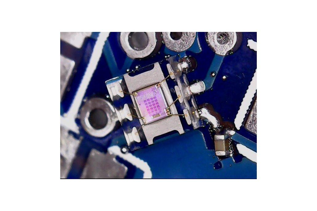 MyOctopus i2c  IR Sensor Board TMP007 4