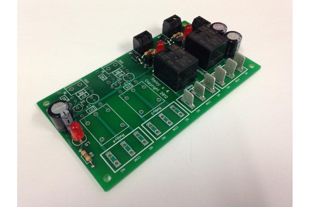 2 Relays, 9v, I/O Module Kit (#5516) 1