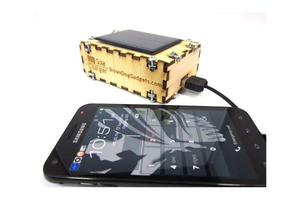 Solar USB 2.0 Kit 2