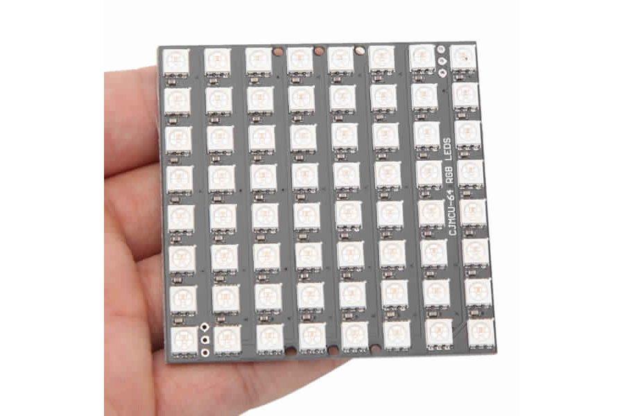 CJMCU 64 Bit WS2812 5050 RGB LED Driver
