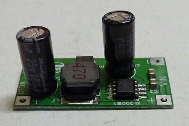 PSU4056 Automotive grade buck 45Vin to 5V1.5A out