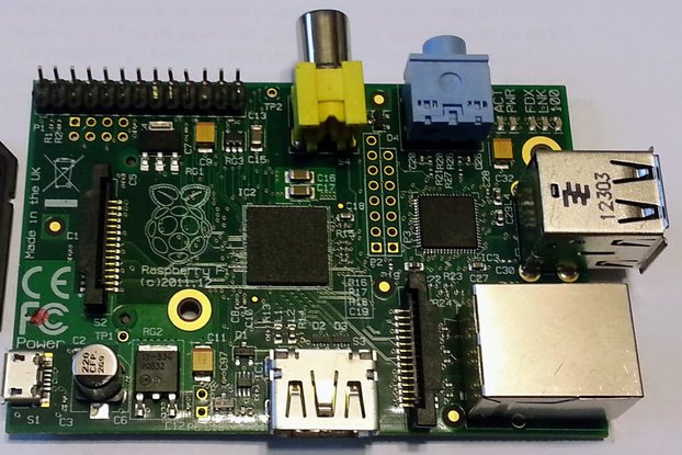 Raspberry Pi B (Original)