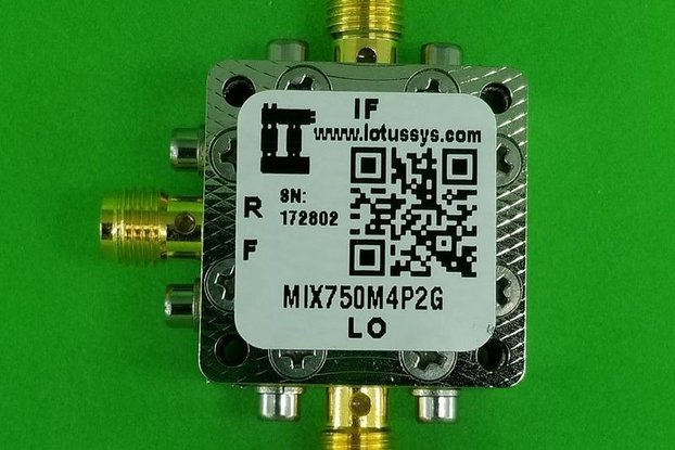 Frequency Mixer 750M - 4.2GHz RF (Passive)