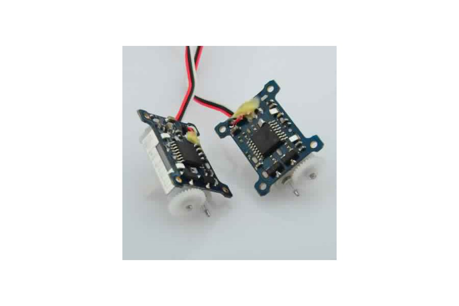 Super Micro Steering Gear/Servo for R/C Airplane