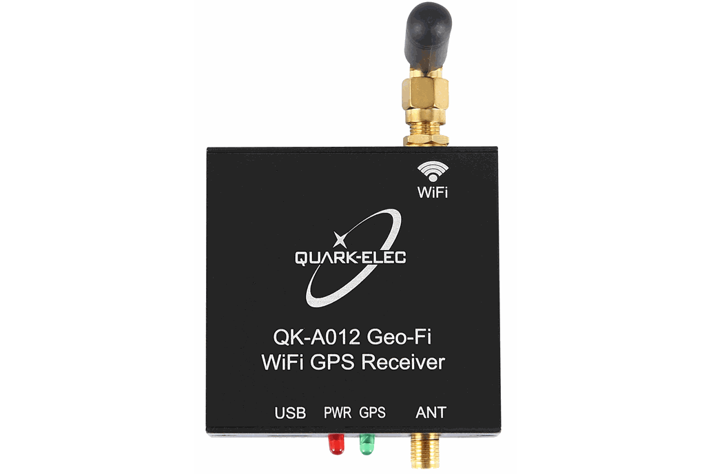 QK-A012 WiFi GPS Receiver & GPS Repeater