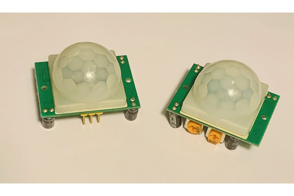 HC-SR501 Sensor Module - 2 pcs - PIR Infrared 1
