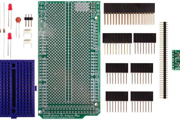 SchmartBoard|ez 8 or 10 Pin DFN (Arduino Mega)