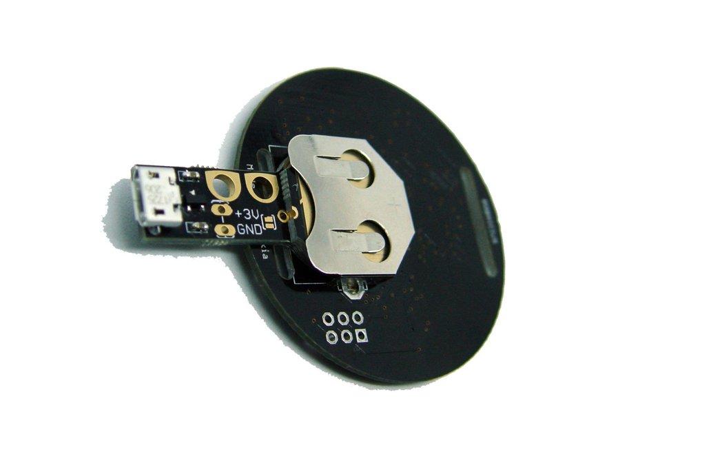 Coin cell battery emulator CR2016/CR2032 7